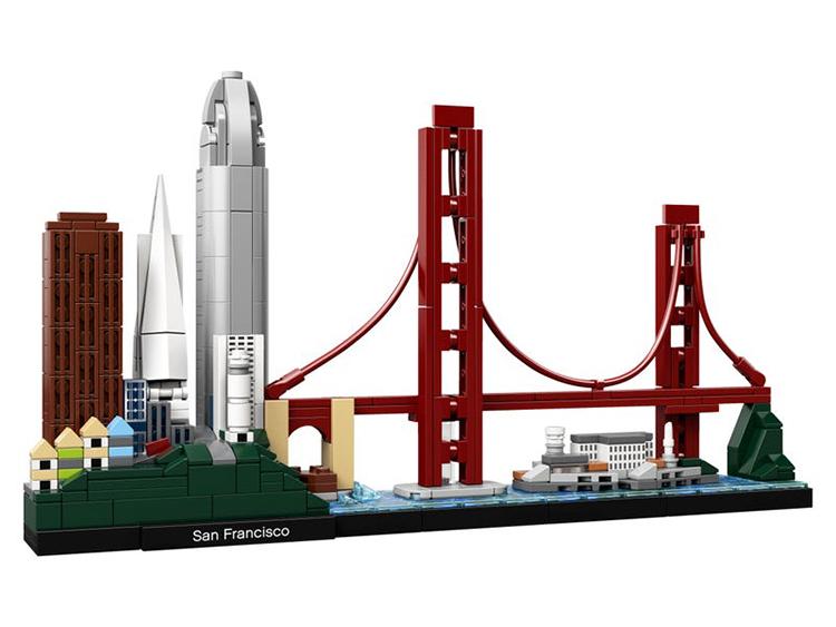21043 San Francisco Lego Architecture ofertas