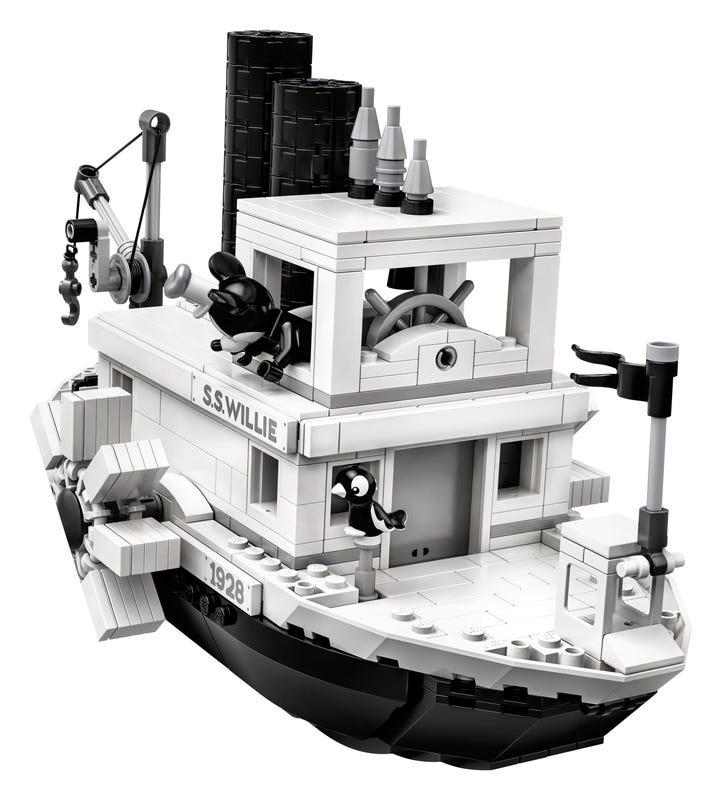 21317 El Botero Willie Lego Ideas Analisis