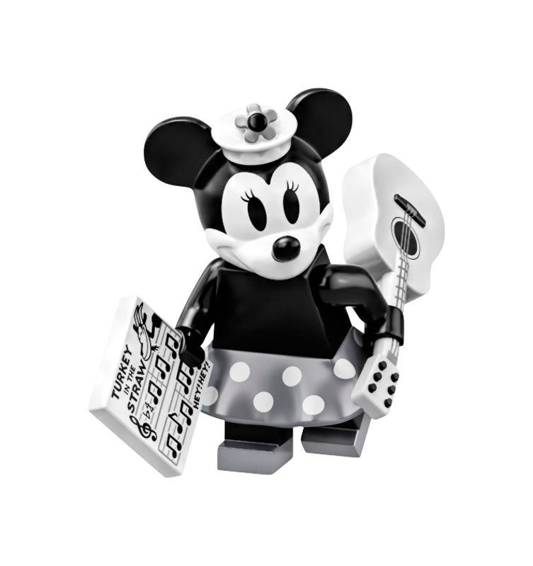 21317 El Botero Willie Lego Ideas Minnie Mouse