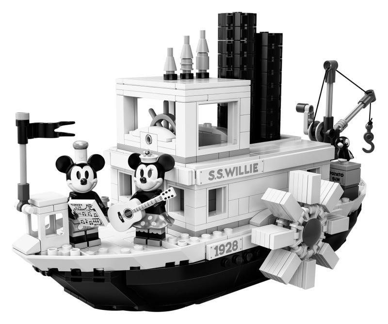 21317 El Botero Willie Lego Ideas comprar