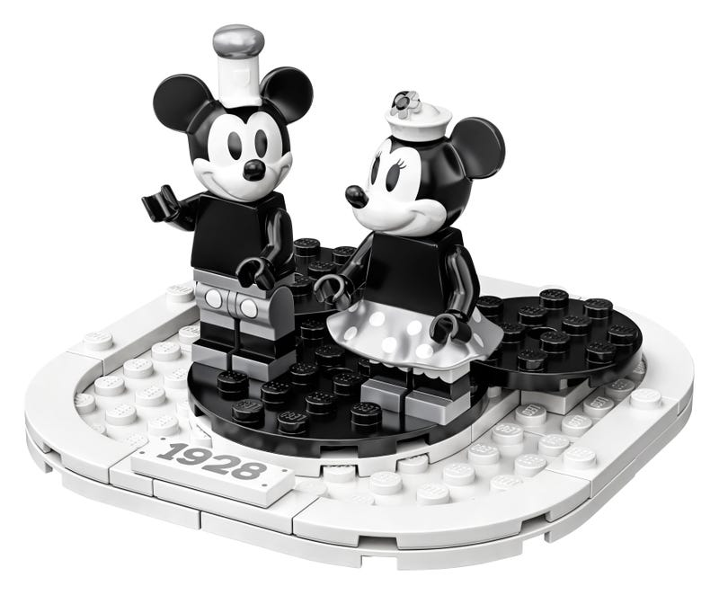 21317 El Botero Willie Lego Ideas detalle figuras