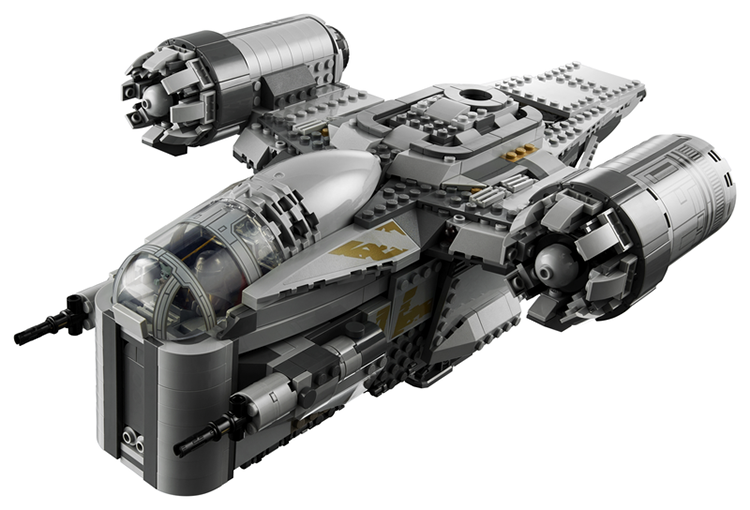 75292 Imperial The Razor Crest review