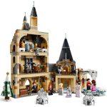 75948 Torre del Reloj de Hogwarts - Harry Potter