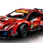 42125 Ferrari 488 GTE - Technic