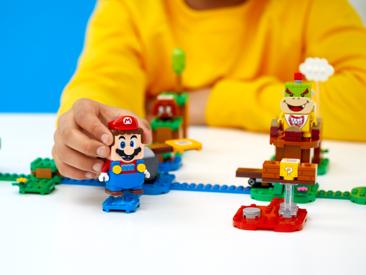71360 aventuras con mario lego super mario comprar
