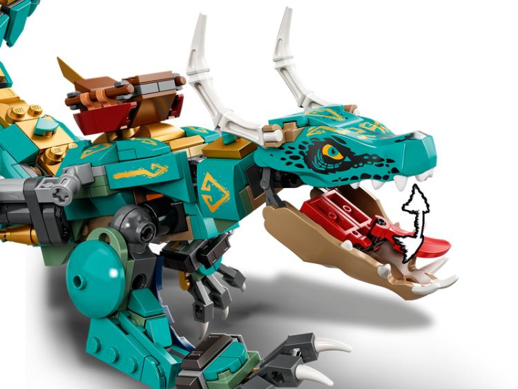 71746 dragon de la jungla lego ninjago comprar