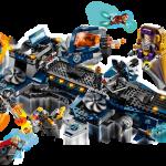 76153 Helitransporte de los Vengadores - Marvel