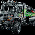 42129 Camión de Trial 4x4 Mercedez-Benz Zetros - Technic