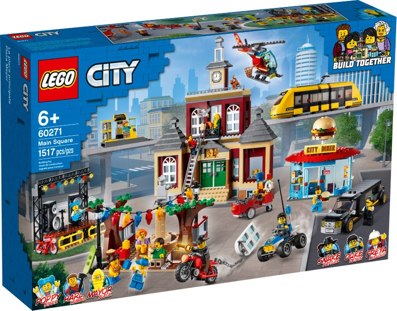 comprar 60271 plaza mayor online