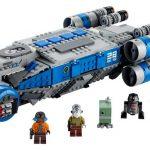 75293 Transporte I-TS de la Resistencia - Star Wars