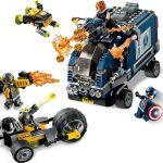 76143 Vengadores: Derribo del Camión - Marvel