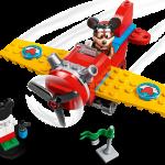 10772 Avión Clásico de Mickey Mouse - Disney