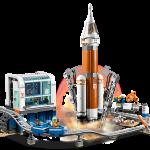 60228 Cohete Espacial de Larga Distancia y Centro de Control - City