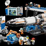 60229 Ensamblaje y Transporte del Cohete - City